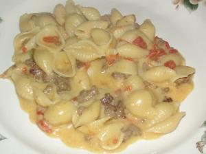 4 Sons 'R' Us: Cheeseburger Macaroni