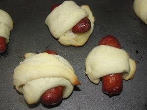 4 Sons 'R' Us: Pigs In A Blanket