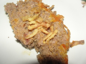 4 Sons 'R' Us: Bacon Cheeseburger Meatloaf