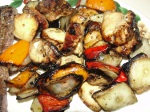 Honey Garlic ChickenKabobs