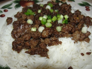 4 Sons 'R' Us: Korean Beef