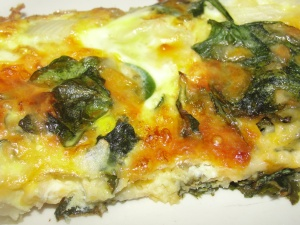 4 Sons 'R' Us: Spinach and Cheddar Egg Casserole