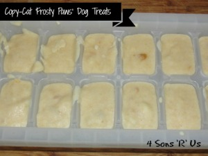 4 Sons 'R' Us: copy cat frosty paws