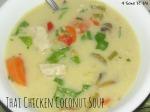 Thai Chicken CoconutSoup