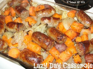 4 Sons 'R' Us: Lazy Day Casserole