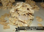 Cinnamon Toast Crunch Cereal Bars