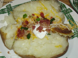 4 Sons 'R' Us: Crockpot Baked Potatoes 2