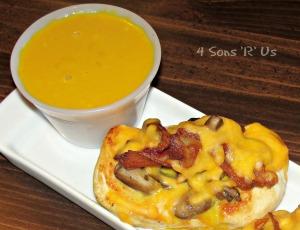 4 Sons 'R' Us: Alice Springs Chicken & Homemade Honey Mustard Sauce