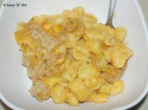 4 Sons 'R' Us: buffalo mac n cheese