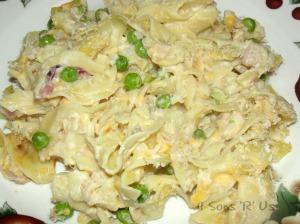 4 Sons 'R' Us: Creamy Tuna Noodle Casserole