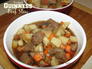 4 Sons 'R' Us: Crockpot Guinness Beef Stew