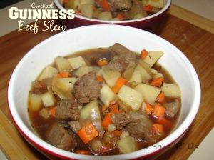 4 Sons 'R' Us: Crockpot Guinness Beef Stew
