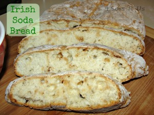 4 Sons 'R' Us: Irish Soda Bread