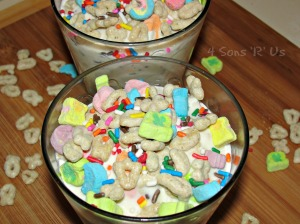 4 Sons 'R' Us: Lucky Charms Blizzard