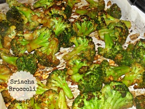 4 Sons 'R' Us: Sriracha Broccoli