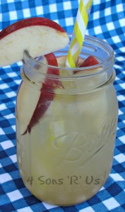 Fit Mama 'Moonshine' Mocktail