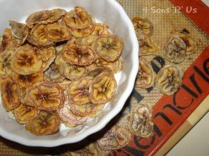 4 Sons 'R' Us: Banana Chips