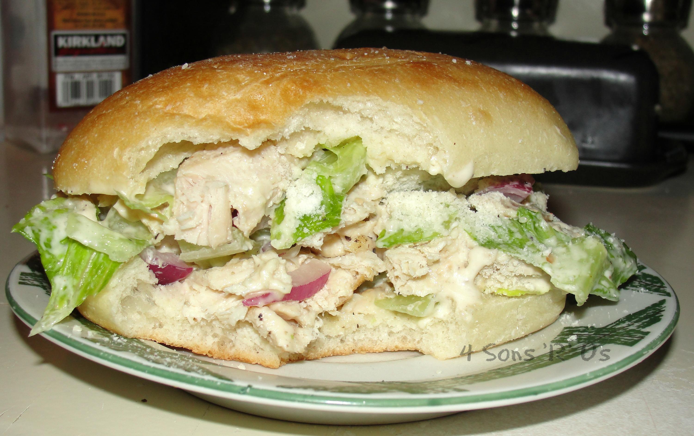 California Pizza Kitchen Chicken Salad Sandwich Recipe