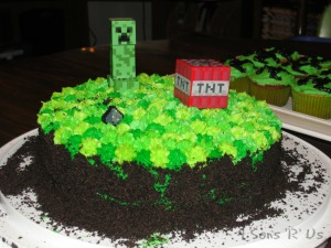 minecraft party 3