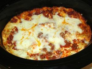 crockpot lasagna 3