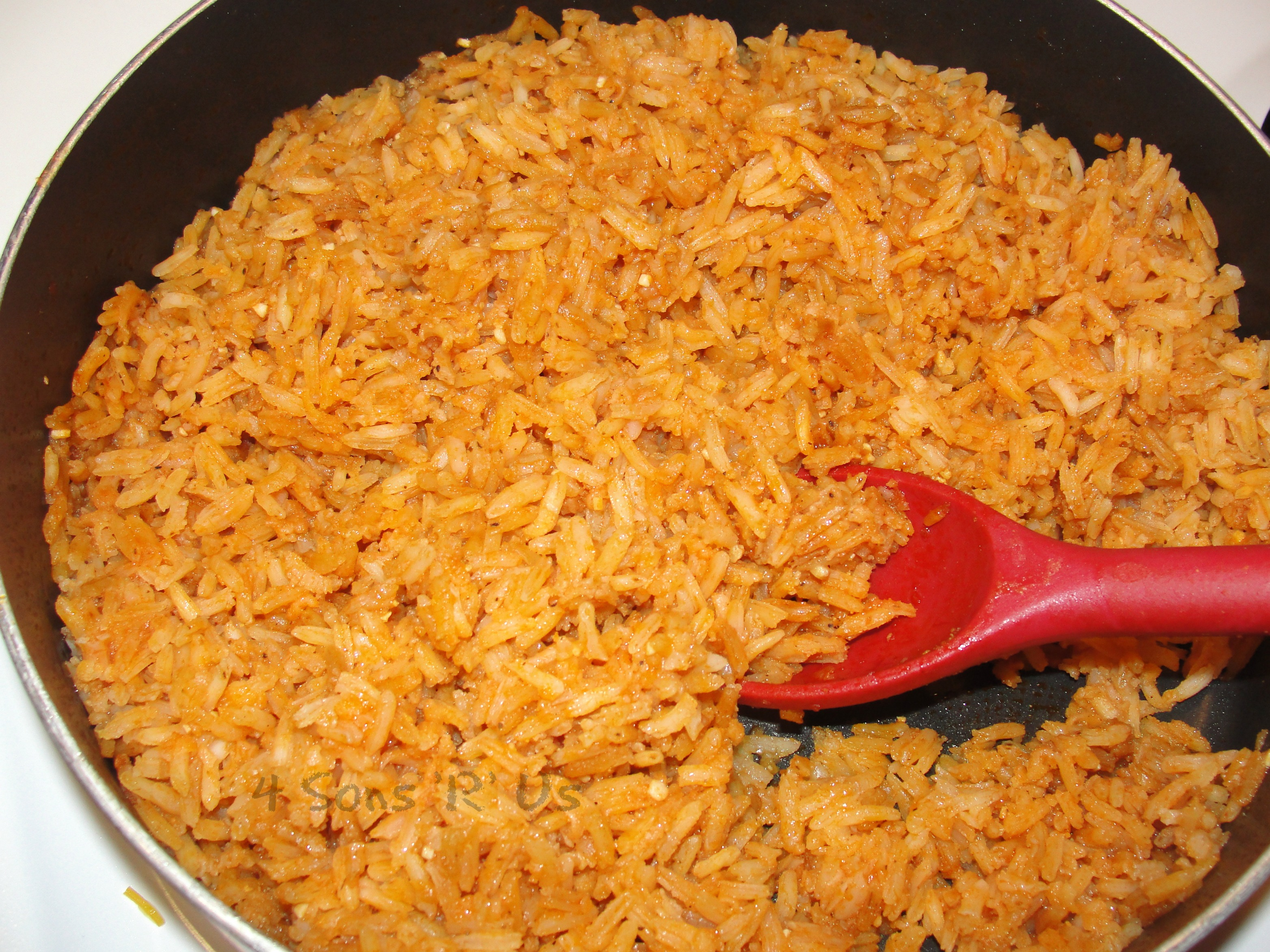 Mexican Rice II Recipe — Dishmaps