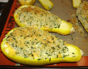Pimento Cheese Stuffed Squash 3