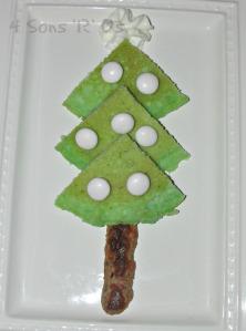 O Christmas Tree Pancakes