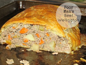 Poor Man's Beef Wellington