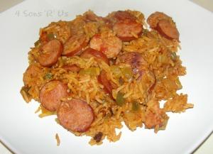 Sausage Jambalaya 2
