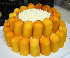 Teen Dream Twinkie Cake