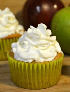 Apple Pie Cupcakes 2