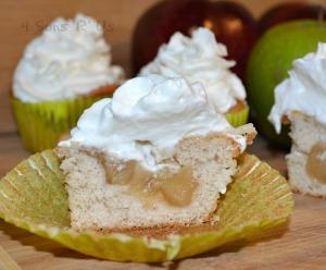 Apple Pie Cupcakes 3