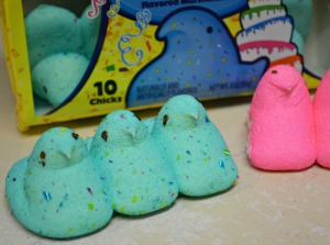 peeps playdough