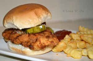 Copy Cat Chick-Fil-A sandwiches 2