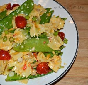 Sesame Ginger Pasta Salad 2