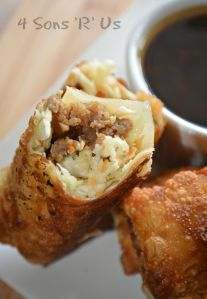 Crispy Homemade Egg Rolls 7
