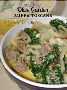 Crockpot Olive Garden Zuppa Toscana