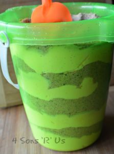 Summer Sand Pudding 4
