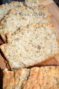 Black Pepper Parmesan Beer Bread 2