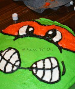 Ninja Turtle Party 3