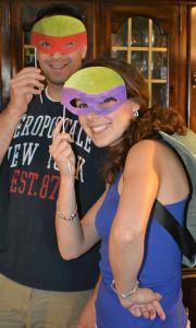 Ninja Turtle Party 9