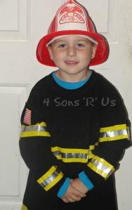 DIY Fireman Costume 4