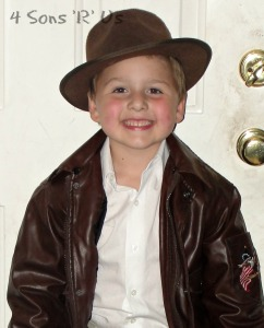 DIY Indiana Jones Costume