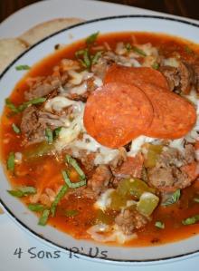 Pizza Soup 2