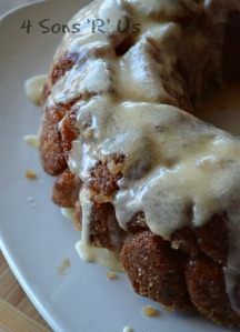 Eggnog Monkey Bread 2